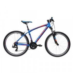 "bicykel Rock Machine Manhattan 50 - 26"" red/blue/black"