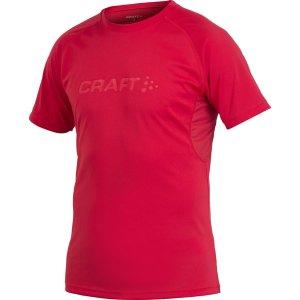 4368e9b84e04 Nové bežecké tričko Craft Prime červené