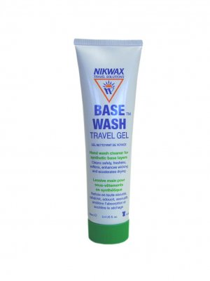 prací prostriedok Nikwax BASE WASH Travel gel 100