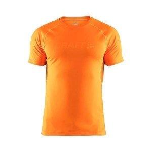d6cbeefbfa96 Nové bežecké tričko Craft Prime oranžové 1575