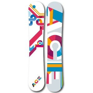 snowboard ACE ISNOBOT S2