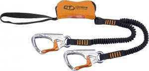 Climbing technology Top shell Spring ferrata set
