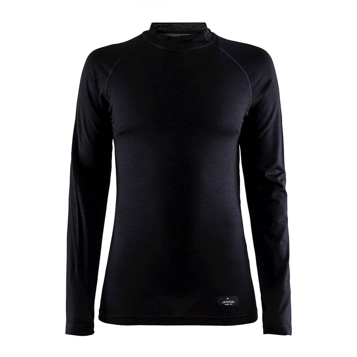 b251fb02e dámske tričko Craft Merino Lightweigh čierne [1906614 -999000 ...