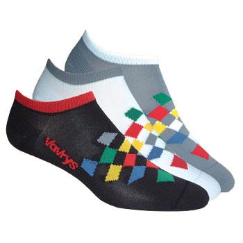 """ponožky Vavrys veľmi nízke """"Low Cut"""" - 3 páry"""